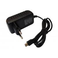 Источник питания 220VAC -  5VDC  2,0А WX-168 (с штекером micro USB)