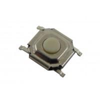 Микрокнопка тактовая SMD 4х4х0,8мм (4 ноги)