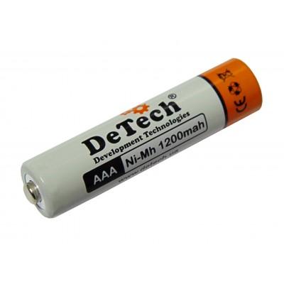 Аккумулятор DeTech DT AAA (1200мАч)