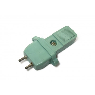 Сетевая контактная пара 701 (зеленая, 2 контакта)