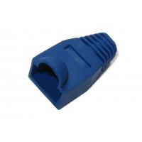 Корпус для штекера 8P8C (RJ45), тип2, синий