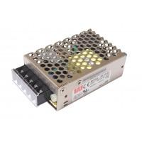 Источник питания 220VAC - 24VDC  1,0А RS-25-24 (MEAN WELL)