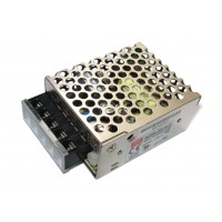 Источник питания 220VAC - 12VDC  1,3А RS-15-12 (MEAN WELL)