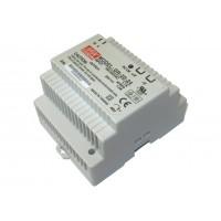 Источник питания 220VAC - 24VDC  1,25А DR-30-24 (MEAN WELL)