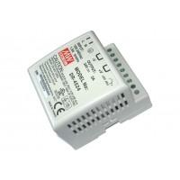 Источник питания 220VAC - 24VDC  2,0А DR-45-24 (MEAN WELL)
