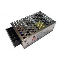 Источник питания 220VAC - 12VDC  1,3А NES-15-12 (MEAN WELL)