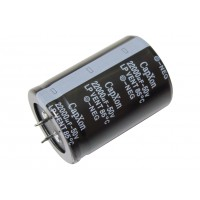 Конденсатор SNAP-IN 22000мкФ - 50В (85°C) <34x50> CapXon LP