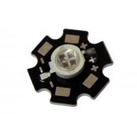 Светодиод инфракрасный 5Вт Epistar (4 чипа) на подложке