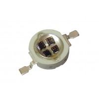 Светодиод 5Вт Epistar (4 чипа)(инфракрасный)