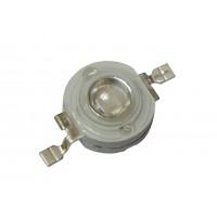 Светодиод UV-LED-365nm (3Вт; ультрафиолетовый)