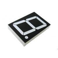 Светодиодный индикатор 1 разряд KEM-23011-BSR (RL-S2320SBAW/D15)