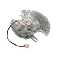 Вентилятор CF-0209 (12В) (с радиатором)