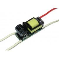 Драйвер светодиода 300MA4-7W (PY-0507S)