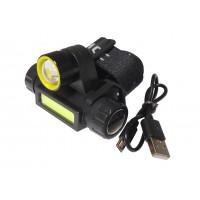 Фонарь светодиодный КОСМОС KocH103WLith 3Вт XPE 3Вт COM (3Вт LED)