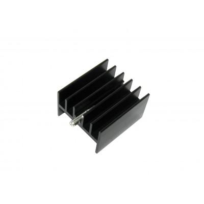 Радиатор HS-123-25 (25x23x16мм)