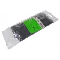 Хомут нейлоновый Fortisflex KCC 4x200 (4,0х200мм, черный, 100шт)