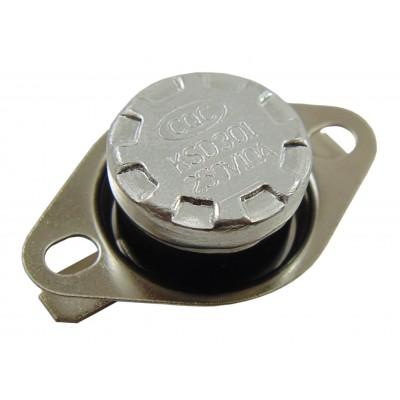 Термостат биметаллический KSD301-048H (10А; 48°C)
