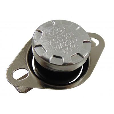Термостат биметаллический KSD301-060H (10А; 60°C)
