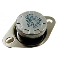 Термостат биметаллический KSD301-065H (10А; 65°C)