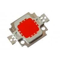 Светодиод ARPL-10W-RED (красный, 6-8В, 10Вт)