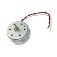 Двигатель MT 3 (DVD) 3,0В (RF-300CA-11400, ось h=7мм)