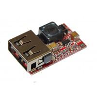 Зарядное устройство (Вход: 7,5-28В; Выход: USB, 5В/3А)