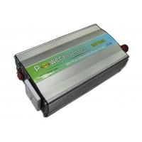 Инвертор 12 - 220В  HI 300 (300Вт)