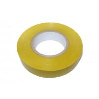 Изолента ПВХ 0,13х15мм 20м (желтая) TDM
