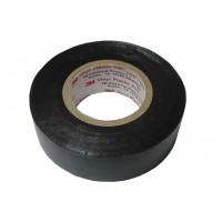 Изолента ПВХ 0,13х19мм 20м (черная) 3М