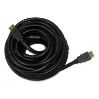 Шнур штекер HDMI - штекер HDMI (2 фильтра, 10м) тип 1