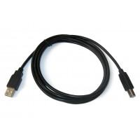 Шнур штекер USB-A - штекер USB-B (1,8м)