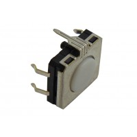 Кнопка тактовая B3W-4100, 12х12х0,8мм (Omron)