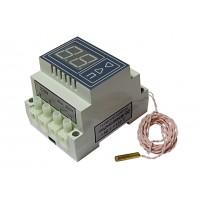 Терморегулятор Термотест-02 (от -50 до +120°C)