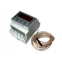 Терморегулятор программируемый недельный НПТ-3 (от -9,9 до +85°C)