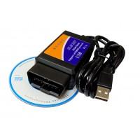 Адаптер диагностики автомобиля ELM327 USB (v1.5a) OBDII