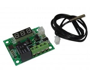 Терморегулятор W1209 (12В; от -50 до +110°C)