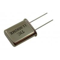 Кварцевый резонатор 11,0592MHz (HC-49U)