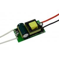 Драйвер светодиода 6-10X1W (открытый)