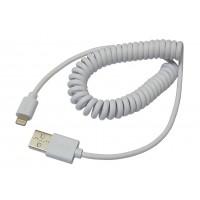 Шнур штекер USB-A для iPhone Belkin BK02306 (1,8м)