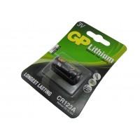 Батарейка литиевая CR123A (GP)