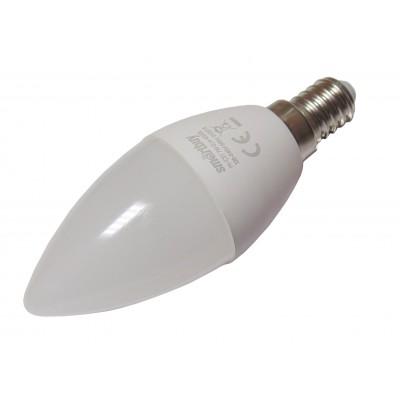 Светодиодная лампа E14 SBL-C37-07-40K-E14 (белый 4000К; 7Вт)