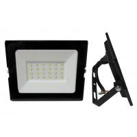Светодиодный прожектор Glanzen FAD-0003-30-SL (белый, 6500К; 30Вт)