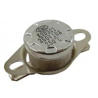 Термостат биметаллический KSD301-250H (10А; 250°C)