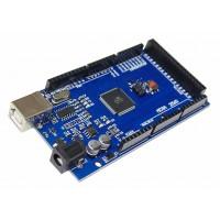 Отладочный модуль Arduino Mega2560 REV3 (с кабелем mini USB)