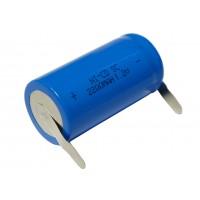 Аккумулятор монтажный 1,2В, 2200мАч SC2200 (под шуруповерт)