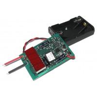 Прибор для измерения ESR и емкости конденсаторов